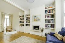 Terraced house in Musard Road, London, W6