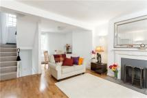 2 bedroom home in Uxbridge Street, London...