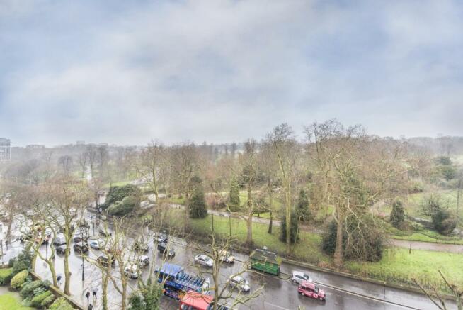 Views of Hyde Park