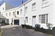 4 bed Mews in Osten Mews...