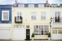 4 bedroom Mews in Princes Gate Mews...