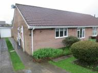 92 Ty Llwyd Parc  Semi-Detached Bungalow to rent