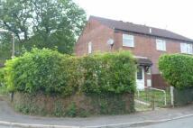 2 bed semi detached property in 8 Wellfield , Beddau...