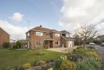 Detached home in Sherfield-on-Loddon