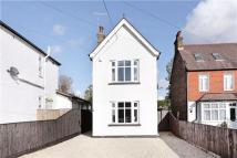 3 bedroom Detached house in Straight Bit...