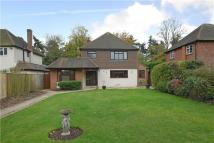 4 bedroom Detached house to rent in Burkes Close...