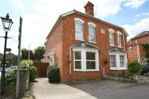 semi detached property in Halfpenny Lane...