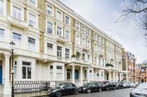 Earls Court Square property