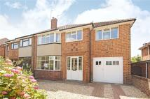 semi detached home to rent in Battledown Mead...