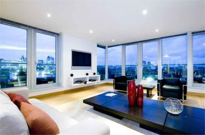 3 bedroom penthouse to rent in Tea Trade Wharf, Shad ...