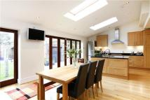 semi detached property in Cromwell Road, Wimbledon...