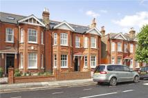 semi detached home in Cromwell Road, Wimbledon...