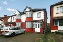 Braemar Avenue semi detached property for sale
