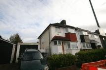 3 bed semi detached property in Victoria Court, Wembley