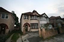 semi detached property in Chestnut Grove, Wembley