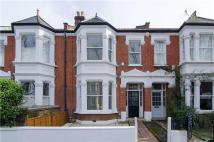 4 bed Terraced home in Prebend Gardens, London...