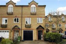 3 bed Terraced home to rent in Meadow Place, Chiswick...