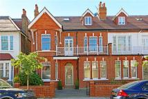semi detached house in Rusthall Avenue, London...
