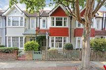 4 bed Terraced property in Riverview Road London W4