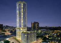 new development in Sky Gardens