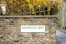 1 bed Flat to rent in Hampson Way, Stockwell