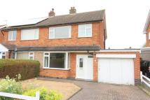 semi detached property to rent in Churchill Road...