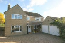 Detached house in Dovecote Close...