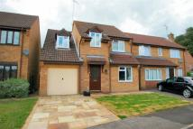 Detached house to rent in Foxfield Way, Oakham...