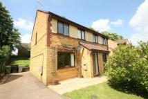 3 bed semi detached house in Springfield Way...