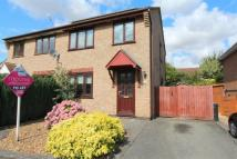 30 Kestrel Road semi detached property to rent