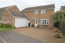 4 bedroom Detached house in Harewood Close...