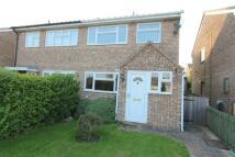 3 bed semi detached home in Sherrard Close...