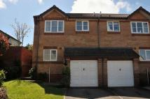 EXMINSTER semi detached house to rent