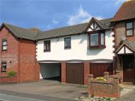 2 bed Terraced house in EXETER