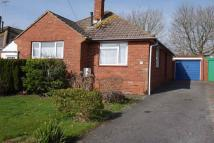 3 bed Bungalow in EXETER