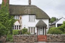 Cottage to rent in EXMINSTER