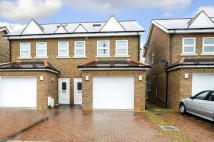 semi detached house in Hughes Road, Ashford