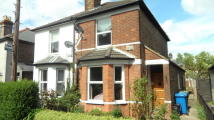 Wraysbury Road semi detached house to rent