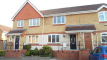 Terraced house to rent in Argent Close, Egham