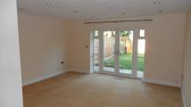 Hughes Road semi detached property to rent