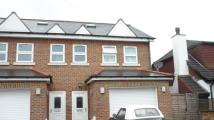 Hughes Road semi detached house to rent