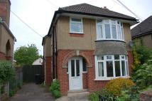 3 bed Detached home in Lansdowne Road, Taunton...