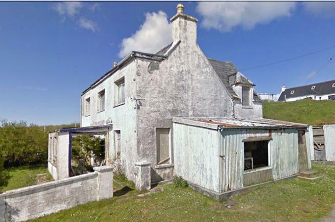 detached house for sale in 13 elgol broadford isle of skye iv499bl iv49. Black Bedroom Furniture Sets. Home Design Ideas