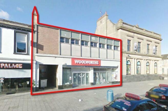 Main Street Coatbridge Property To Let