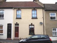 Terraced property in Castle Street...