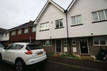 3 bed Terraced property in Baker Crescent, Dartford...