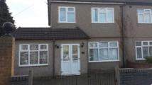 4 bedroom property to rent in Betterton Road, Rainham...