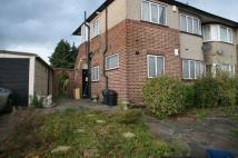 Maisonette to rent in Mossford Lane...