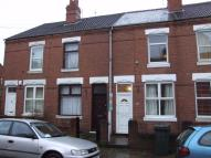 Terraced home in Richmond Street, Stoke...
