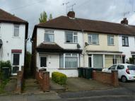 3 bed End of Terrace property in Standard Avenue...
